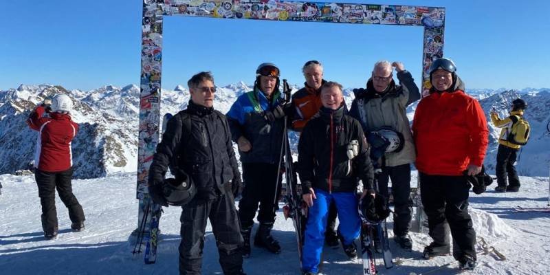 Ski weekend Sölden 2020